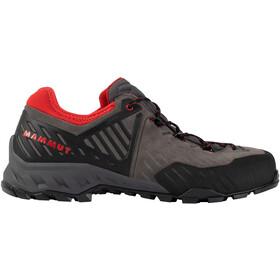 Mammut Alnasca II Low GTX Chaussures Homme, dark titanium/spicy